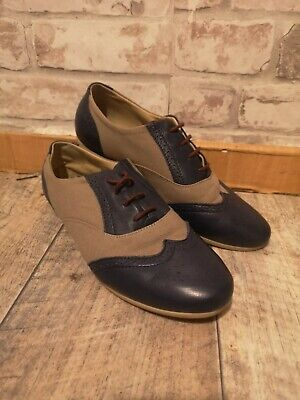 £15 • Buy Fred Perry Lawson Men's Trainers Shoes - Leather / Cordura Fabric. Good Con.