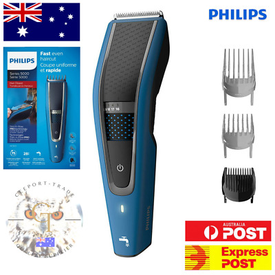 AU75 • Buy Philips Cordless Washable Hair Clipper HC5612/15 Series 5000 # Trimmer Groomer