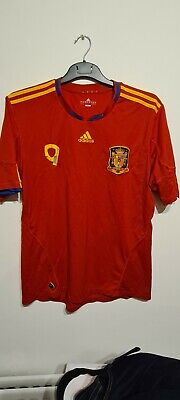 £10 • Buy Spanish Adidas World Cup Shirt South Africa 2010