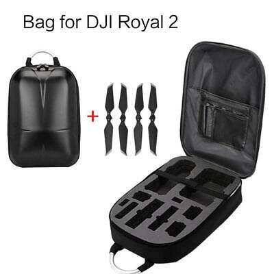 AU61.58 • Buy Hard PC Shell Backpack And 2Pairs 8743F Propellers For DJI Mavic 2 Remote