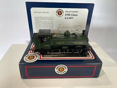 £25 • Buy Bachmann 00 Scale 31-900 GWR Class 57XX # 7760 - Pre-Owned But Unused And Boxed