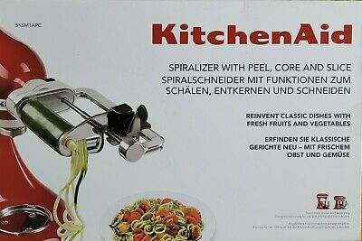 £38.99 • Buy Kitchen Aid Spiralizer NEW With Peel Core And Slice Stand Mixer Attachments
