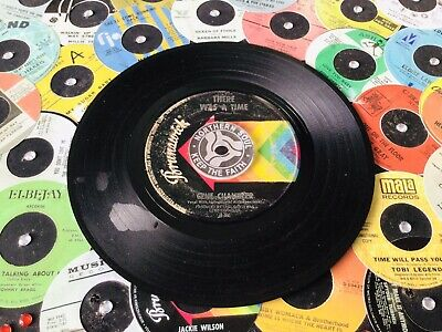 £16 • Buy Gene Chandler * There Was A Time * Wigan Casino Classic Northern Soul❤️