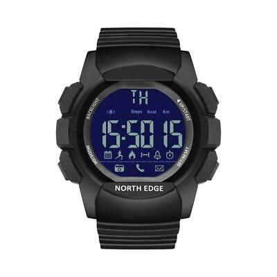 AU31.93 • Buy Men's Military Watch Smart Watch 100M Waterproof Bluetooth-compatible For / Ios