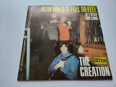 £11.99 • Buy The Creation  -  How Does It Feel To Feel  - Reissue . 7     Usa   2005  Hit-ton