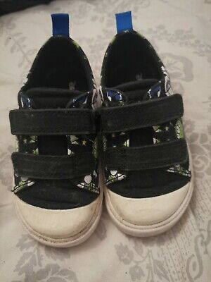 £10 • Buy Toddler Toy Story Clarks Trainers Size 5G VGC