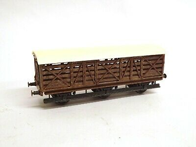 £4 • Buy Keyser W7 GWR Low Siphon Kit Built Wagon (OO Scale) Unboxed