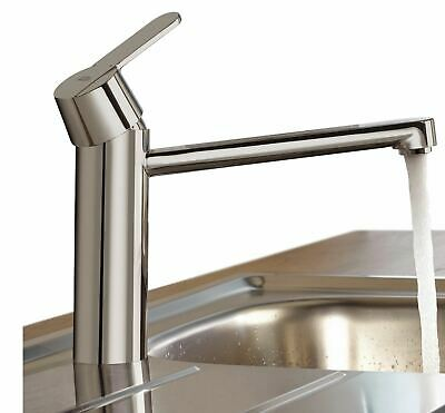 £65.85 • Buy Grohe GET Stainless Steel Effect Kitchen Tap 7842