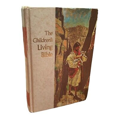 £8.15 • Buy Vintage The Childrens Living Bible - Paraphrased - Tyndale Publishing