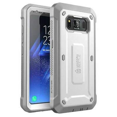 AU47.49 • Buy Samsung Galaxy S8active Case W/ Built-in Screen Protector Unicorn Beetle Rugged