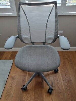 £150 • Buy Humanscale Liberty Office Chair In Grey