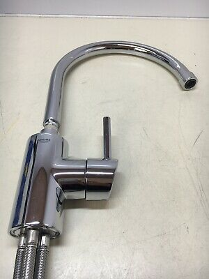 £80 • Buy Grohe Concetto Kitchen Sink Tap For High Pressure Water Supply, Chrome #1480
