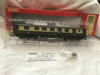 £74.99 • Buy Hornby R4420 Pullman 12 Wheel ' Neptune ' First Class Kitchen Car /coach - Boxed