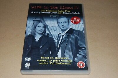 £3.25 • Buy WIRE IN THE BLOOD ~ Series 4 ~ Complete (DVD, 2007, 2-Disc Set)