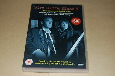 £3.25 • Buy WIRE IN THE BLOOD ~ Series 5 (DVD, 2008, 2-Disc Set)