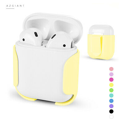 AU0.01 • Buy For Apple Airpods Accessories Hard Belt Clip Holste Portable Cover Case Protect