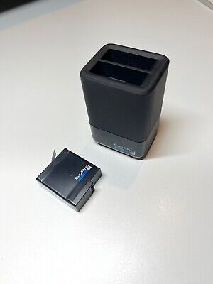 AU10.50 • Buy GoPro AADBD-001 Dual Battery Charger With Battery