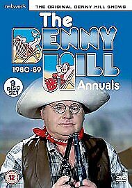 £25.99 • Buy Benny Hill Annuals 1980-1989 (DVD, 2010) 9 Disc Set