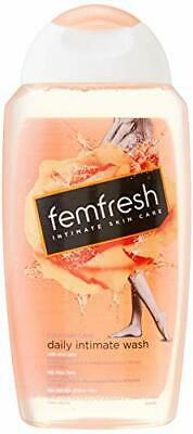 £2.99 • Buy Femfresh Everyday Care Daily Intimate Wash Hypoallergenic And Soap Free