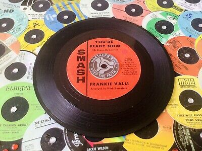 £3.20 • Buy FRANKIE VALLI *Orig* YOU'RE READY NOW * WIGAN CASINO NORTHERN SOUL❤️