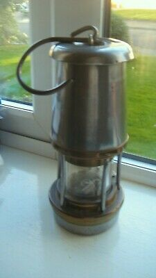 £36 • Buy Authentic Ncb Lofthouse Colliery , Yorks Miners Lamp  Numbered Clean / Tidy Rare