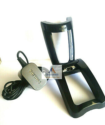 AU34.51 • Buy Philips Norelco RQ12 Shaver Charger Power Cord Stand 1250 1255 1260 1280 1290 3D