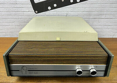 £84.99 • Buy Vintage 1970's Fidelity HF 43 Record Player With BSR Autochanger