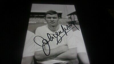 £3.99 • Buy John Dempsey Fulham  6x4 Inches Signed Photo