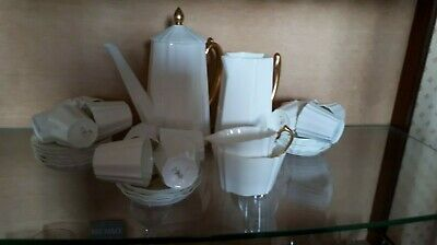 £50 • Buy A Beautiful 28 Piece White Wedgewood Coffee / Tea Set Over 100 Years Old