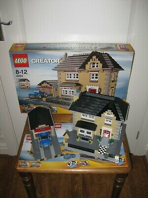 £74.50 • Buy LEGO Creator Set 4954 Model Town House Complete With Box & Instructions