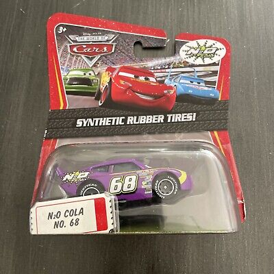 £8.33 • Buy Disney Pixar Cars Kmart Day Synthetic Rubber Tires! N2o Cola No. 68 2009 Race