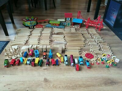 £38.50 • Buy Large Train Collection, Brio And Other Track Compatible