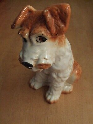 £60 • Buy SYLVAC Pottery Large TERRIER DOG 1380 Figure Approx 11  Tall COLLECT ESSEX SS6