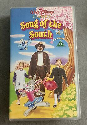 £12.80 • Buy Song Of The South VHS Video - Walt Disney Classics Collectable PAL