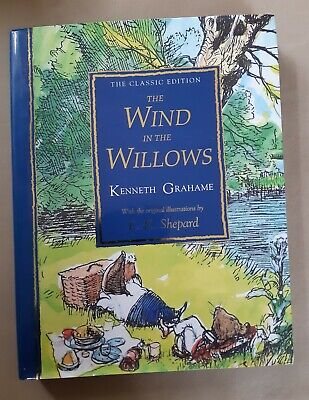 £0.99 • Buy Wind In The Willows, Illustrated Hardback Book