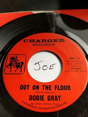 £7.50 • Buy DOBIE GRAY Out On The Floor US Charger 7  All Time Northern Soul Wheel Classic
