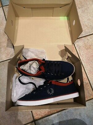 £30 • Buy Fred Perry Shoes Trainers Size 7