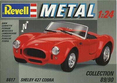 £5.31 • Buy Catalogue 1989/90 Catalogue Revell Metal, Very Bel Condition