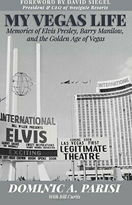 £9.38 • Buy My Vegas Life: Memories Of Elvis Presley, Barry Manilow, And The Golden Age Of V
