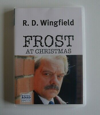 £17.50 • Buy Frost At Christmas: R. D. Wingfield - MP3CD - Unabridged Audiobook