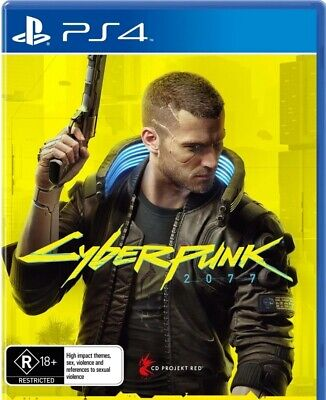 AU32 • Buy Cyberpunk 2077 Day One Edition PS4 Game NEW