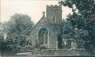 £6.40 • Buy Wiggington Church Real Photo Percy Simms Chipping Norton Fourshire Series
