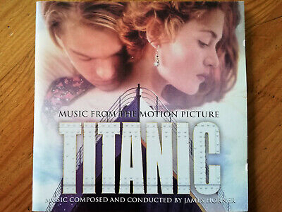 £0.84 • Buy Music From The Motion Picture - Titanic By James Horner  CD  OST