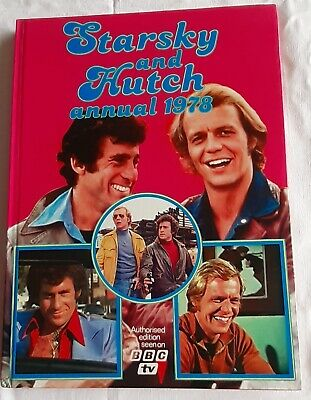 £3.99 • Buy Starsky And Hutch Annual 1978 Unclipped  VGC