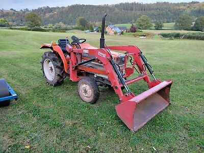 £4500 • Buy Kubota L2002DT 4wd Compact Tractor With Front End Loader. 20hp
