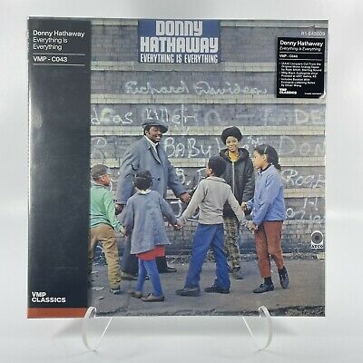 £32.80 • Buy Donny Hathaway - Everything Is Everything Record Vinyl Me Please VMP Variant