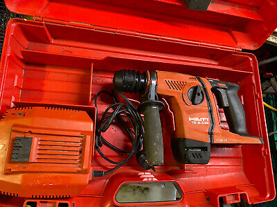 £220 • Buy Hilti TE 6-A36 AVR SDS Cordless Hammer Drill Chisel Action Body And Case