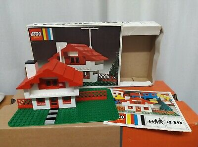 £18.99 • Buy Lego 349 - Vintage Swiss Chalet House Set With Box 1971