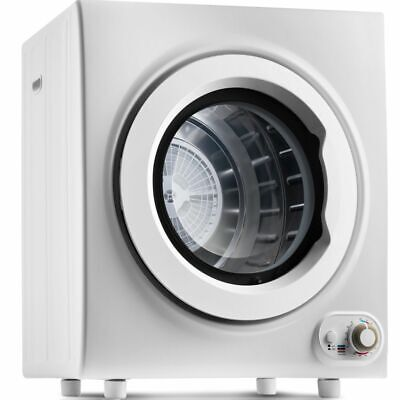 View Details 9 Lbs Electric Tumble Compact Washing Machine Laundry Washer Dryer 2.65 Cu.Ft • 339.99$