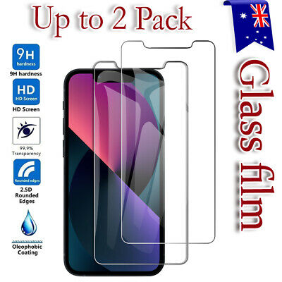 AU3.99 • Buy For IPhone 13 12 11 Pro Max XR X XS SE 8 7 Plus Tempered Glass Screen Protector